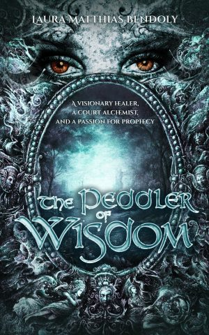 Cover for The Peddler of Wisdom