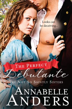 Cover for The Perfect Debutante