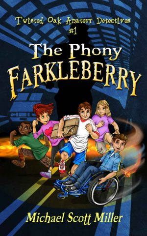 Cover for The Phony Farkleberry