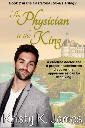 Cover for The Physician to the King