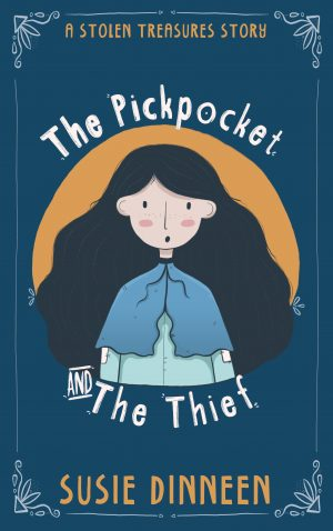 Cover for The Pickpocket and the Thief