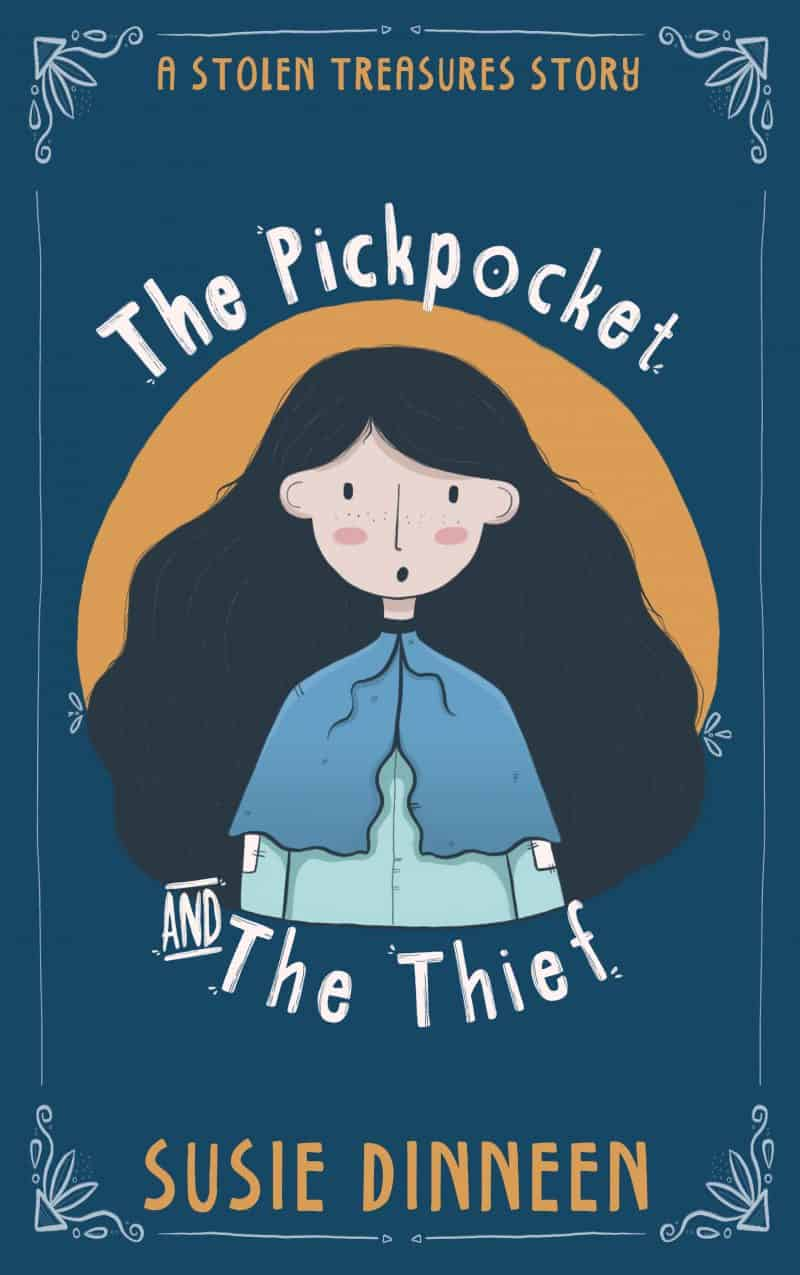 Cover for The Pickpocket and the Thief: A Stolen Treasures Short Story