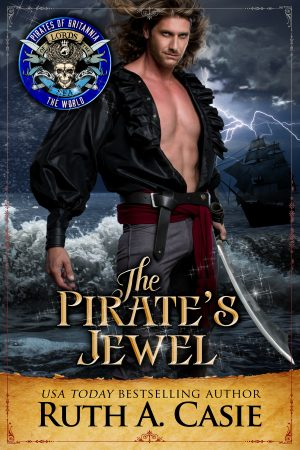 Cover for The Pirate's Jewel