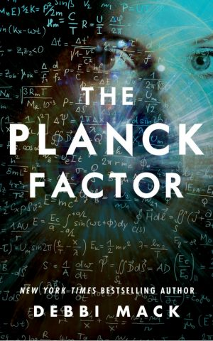 Cover for The Planck Factor