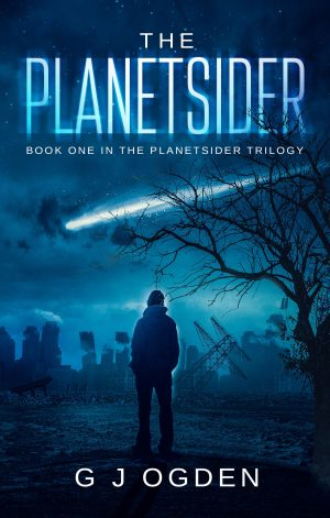 Cover for The Planetsider