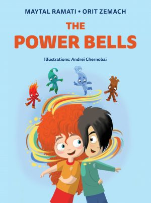 Cover for The Power Bells