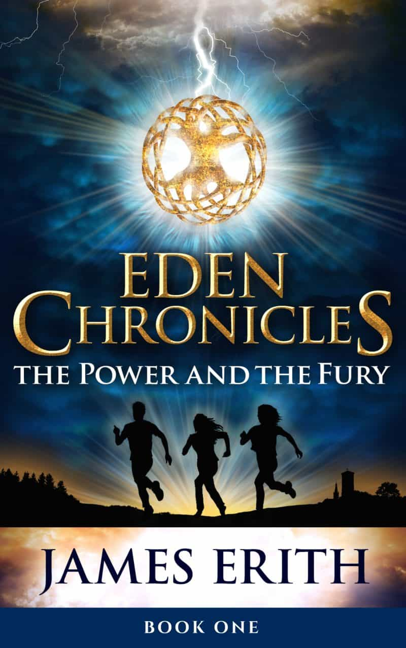 Cover for The Power and the Fury
