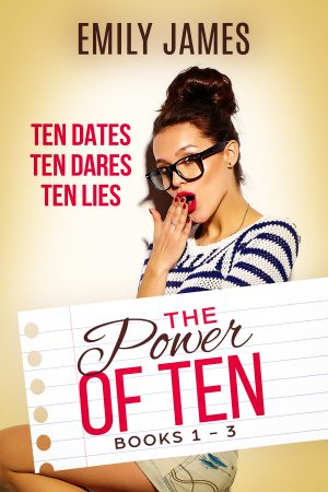 Cover for The Power of Ten