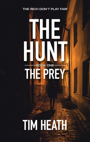 Cover for The Prey