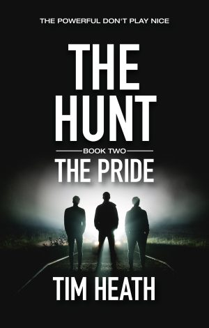 Cover for The Pride