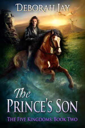 Cover for The Prince's Son