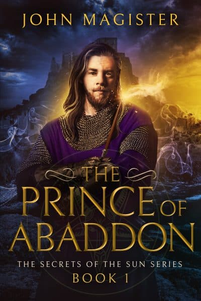Cover for The Prince of Abaddon