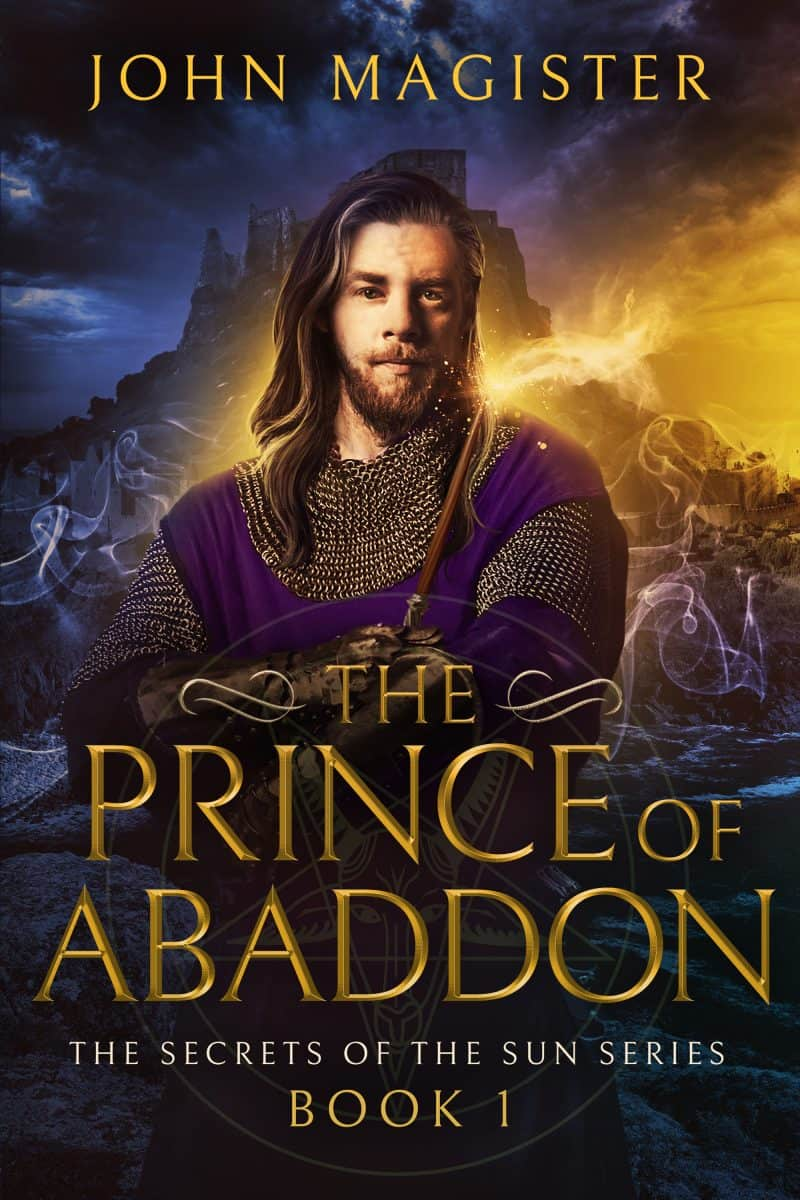 Cover for The Prince of Abaddon: Book 1