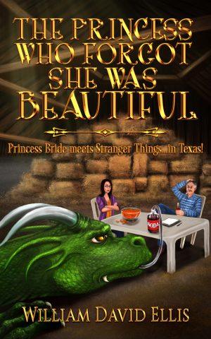 Cover for The Princess Who Forgot She Was Beautiful