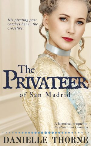 Cover for The Privateer of San Madrid
