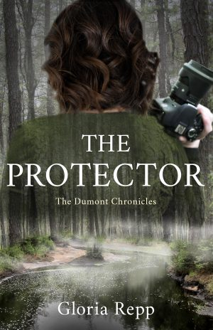 Cover for The Protector