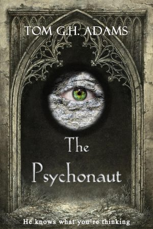 Cover for The Psychonaut