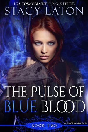 Cover for The Pulse of Blue Blood
