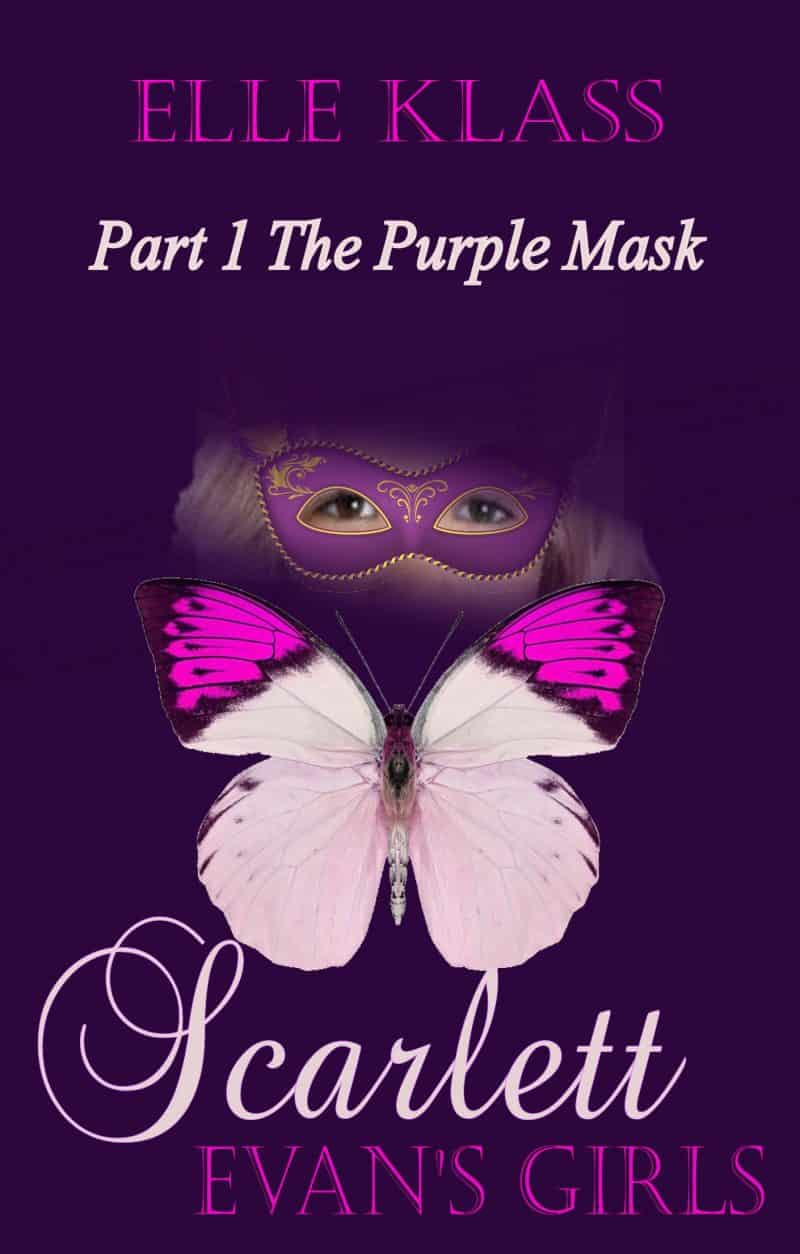 Cover for The Purple Mask: Scarlett Part 1