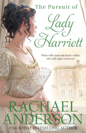 Cover for The Pursuit of Lady Harriett