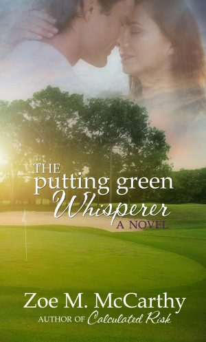Cover for The Putting Green Whisperer
