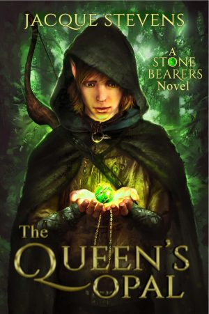 Cover for The Queen's Opal
