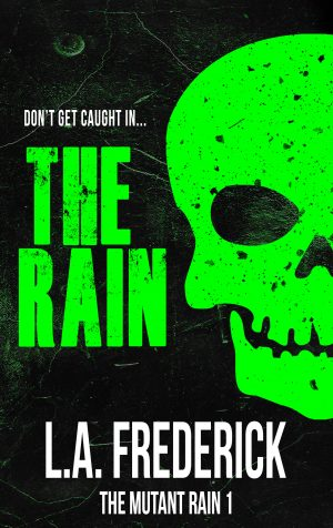 Cover for The Rain