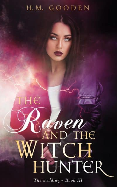 Cover for The Raven and The Witch Hunter