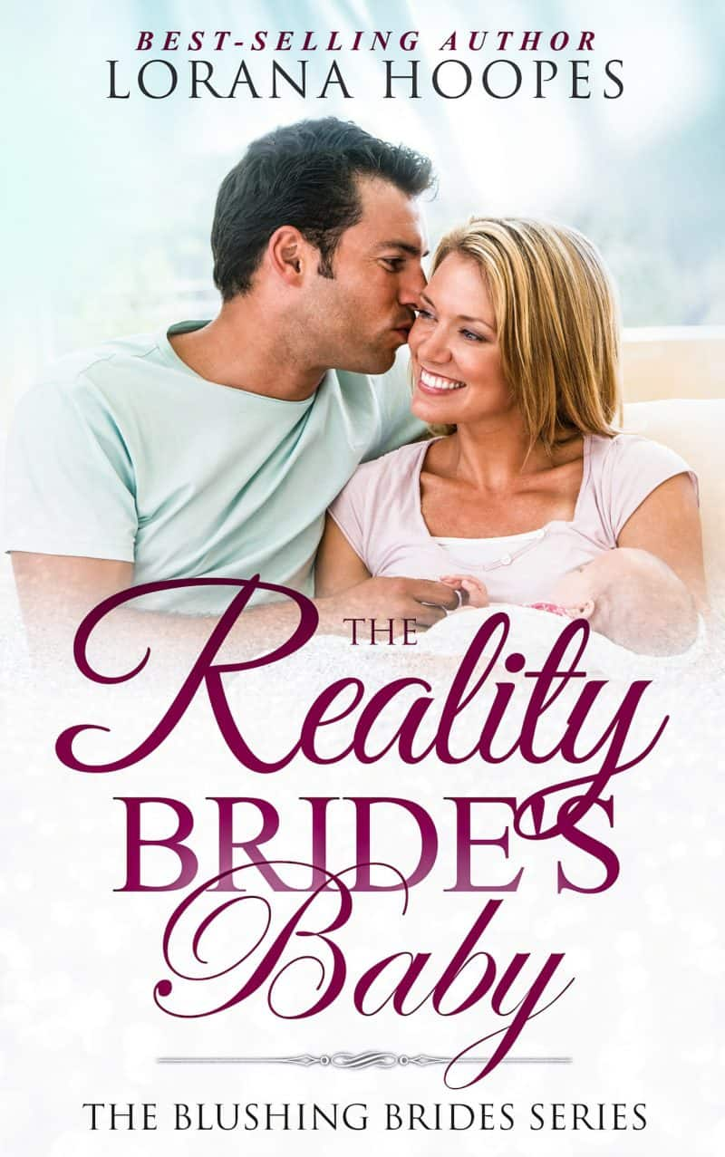 Cover for The Reality Bride's Baby: A Blushing Brides Short Story