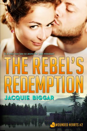 Cover for The Rebel's Redemption