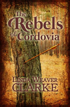 Cover for The Rebels of Cordovia