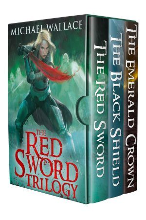 Cover for The Red Sword Trilogy