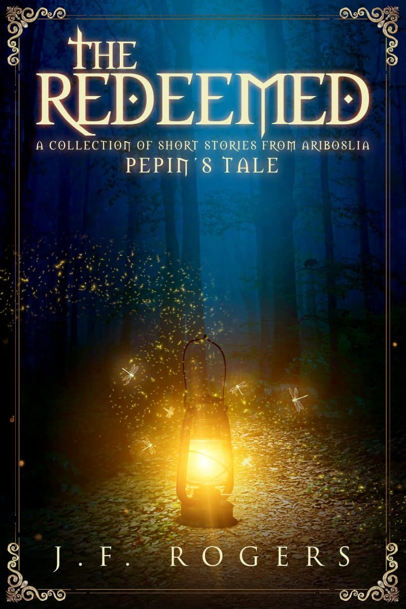 Cover for The Redeemed: Pepin's Tale