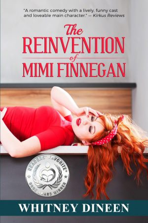 Cover for The Reinvention of Mimi Finnegan