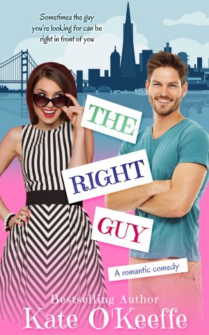 Cover for The Right Guy