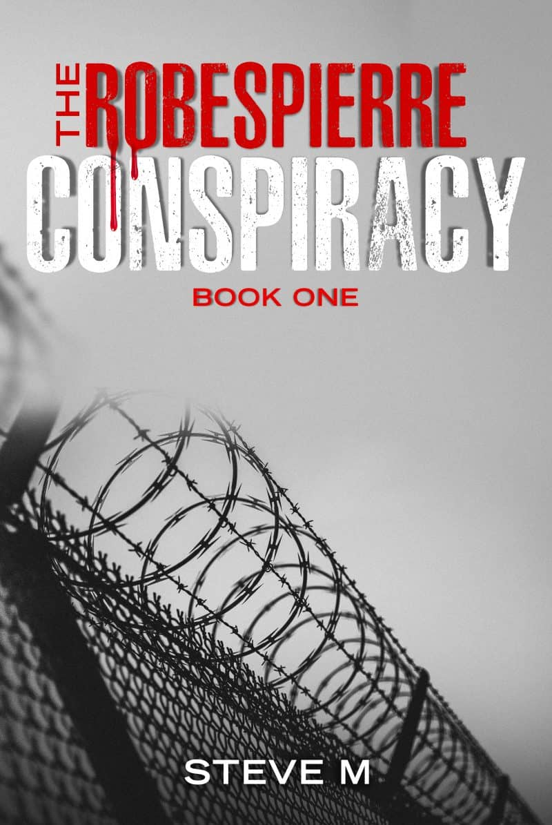 Cover for The Robespierre Conspiracy