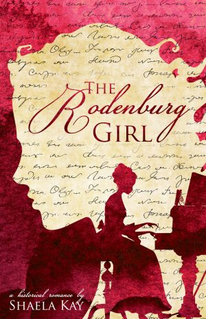 Cover for The Rodenburg Girl