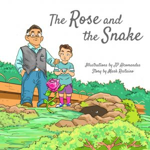 Cover for The Rose and the Snake