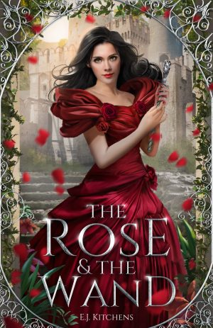 Cover for The Rose and the Wand