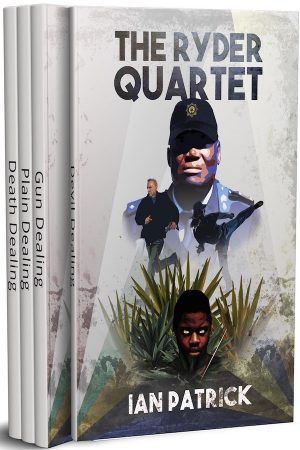 Cover for The Ryder Quartet Box Set