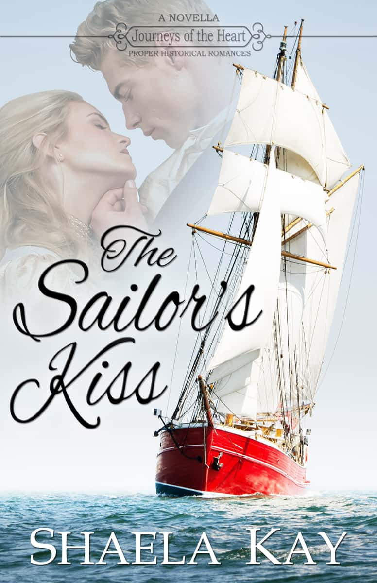 Cover for The Sailor's Kiss