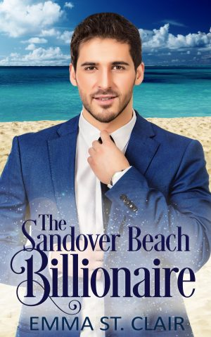Cover for The Sandover Beach Billionaire