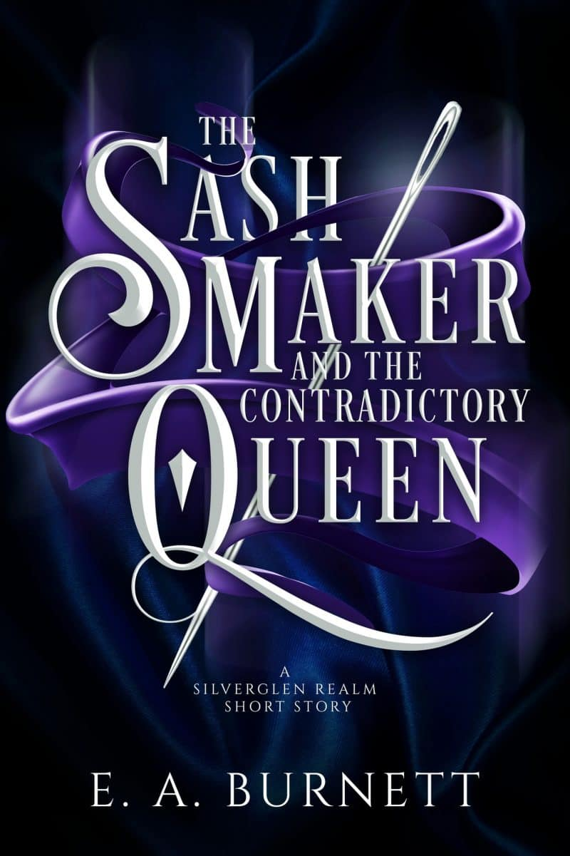 Cover for The Sash-Maker and the Contradictory Queen