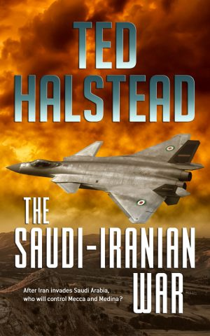 Cover for The Saudi-Iranian War