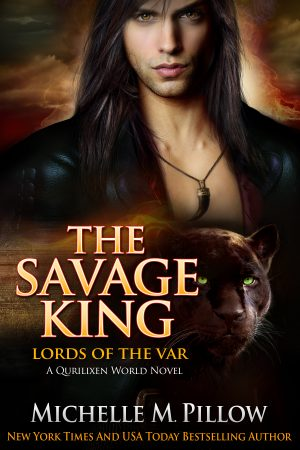 Cover for The Savage King
