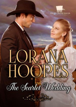 Cover for The Scarlet Wedding
