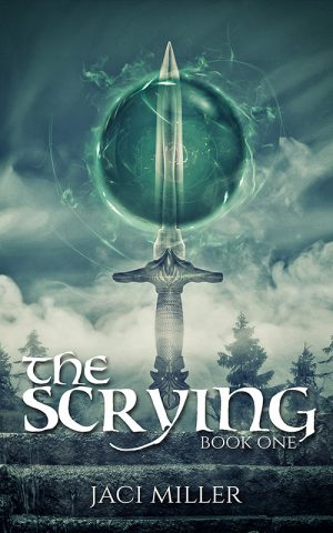 Cover for The Scrying