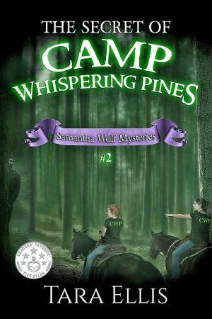 Cover for The Secret of Camp Whispering Pines