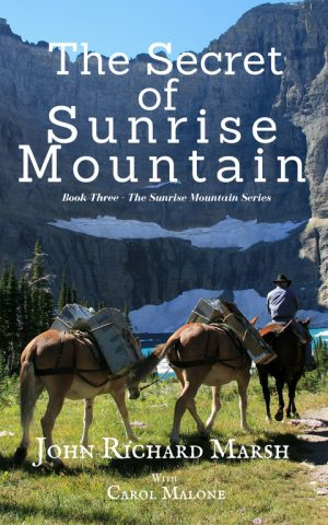 Cover for The Secret of Sunrise Mountain