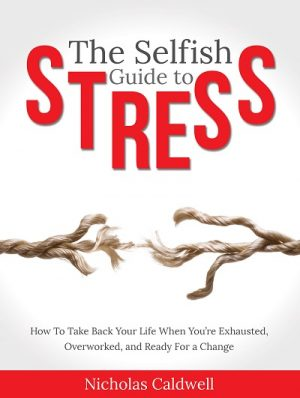 Cover for The Selfish Guide to Stress